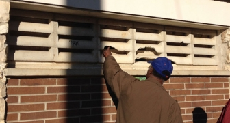 Westside Park Precast Louvers Repair